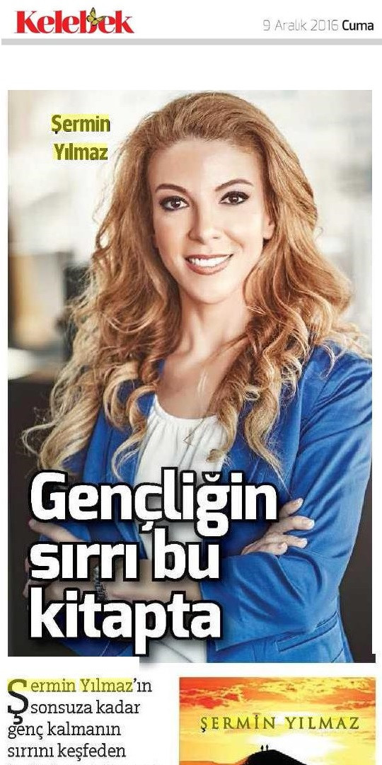 Hurriyet Newspaper Kelebek_9th December 2016