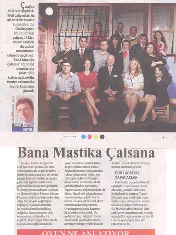 Hurriyet Newspaper 2010