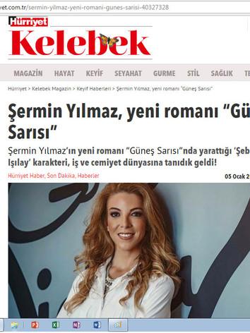 Hurriyet Newspaper_5th January 2017