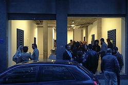 Roman Liska, Ultramarine, Lundgren Gallery