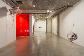 Lundgren Gallery, Old Space