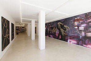 Lundgren Gallery, New Space