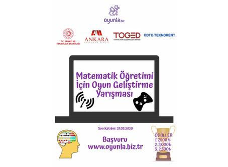 Matematik Öğretimi İçin Oyun Geliştirme Yarışması Sonuçlandı