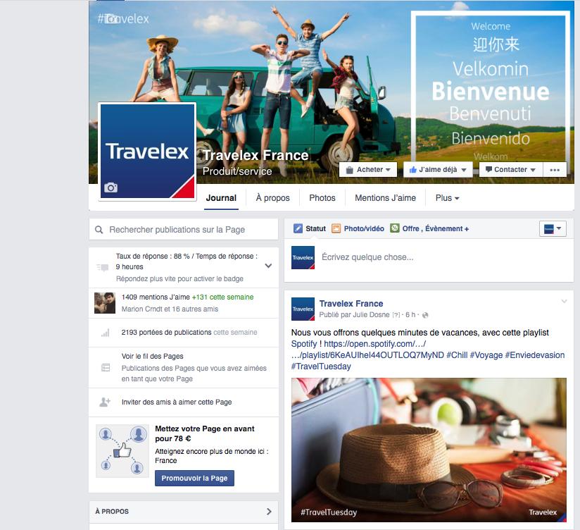2016 - Travelex