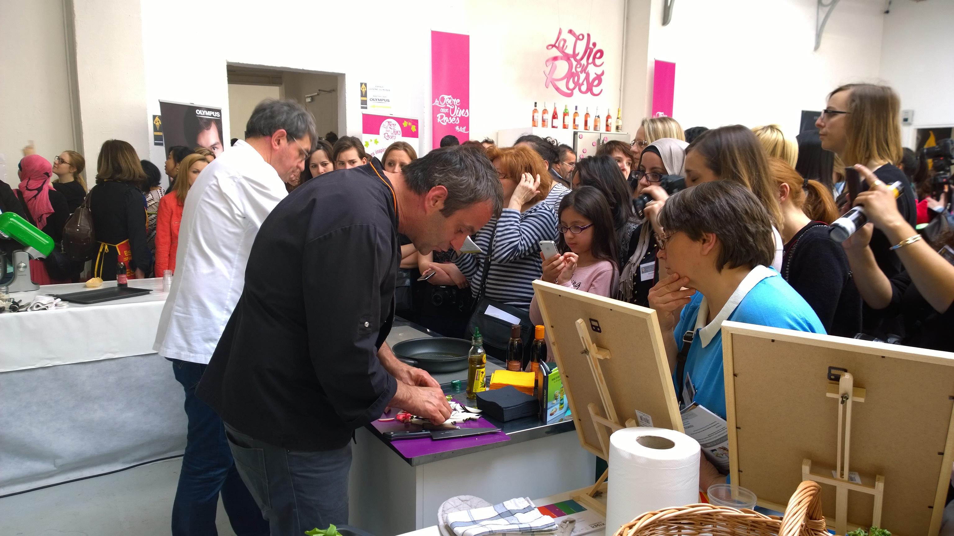 Salon du blog culinaire 2014