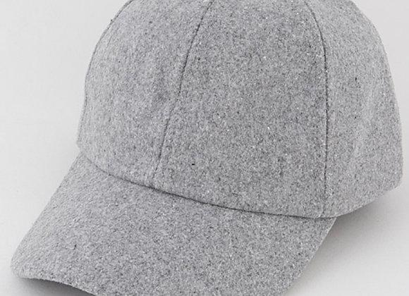 Plain Jane Hat (Gray)