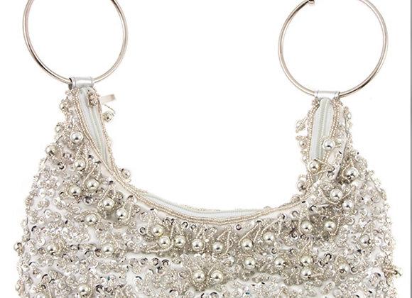 Vintage Glam Silver