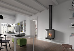Rocal Oban Fireplace