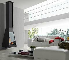Rocal D9 Fireplace