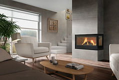 Rocal RCR 100 Insert Fireplace