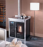 Klover Smart 80 Pellet Boiler
