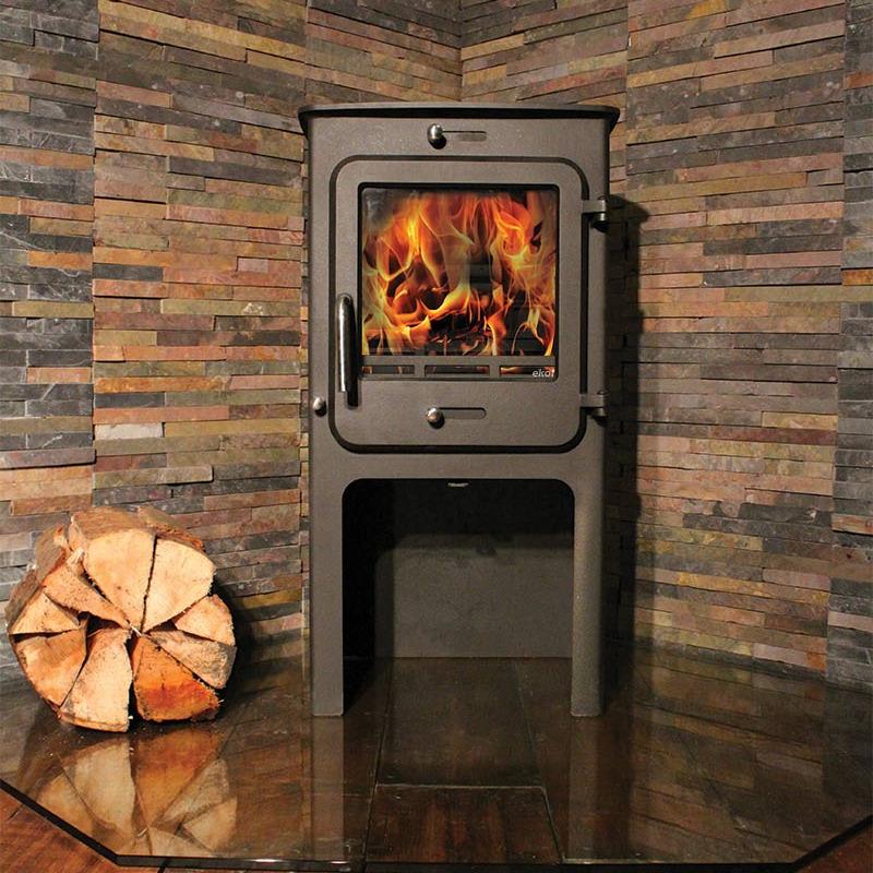 Ekol Clarity 8 High Wood Burner