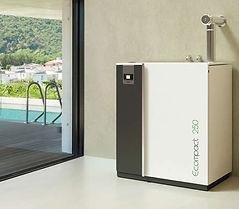 Klover Utility Pelet Boiler