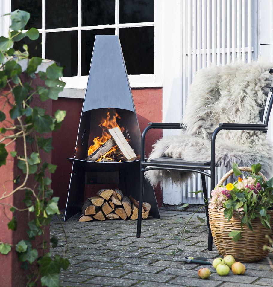 Aduro Outdoor Fireplace