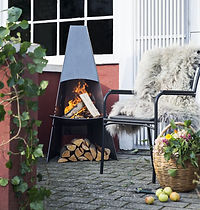 Aduro Outdoor Fireplace