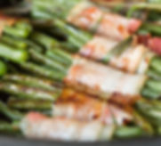 Bacon and Green beans