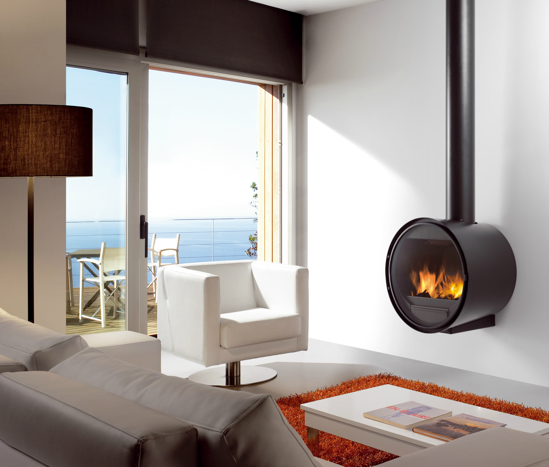 Rocal D-7 Fireplace