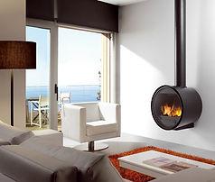 Rocal D7 Fireplace