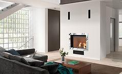 Rocal G350 Insert Fireplace