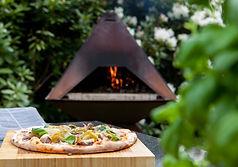 Aduro Prisma, Pizza Oven