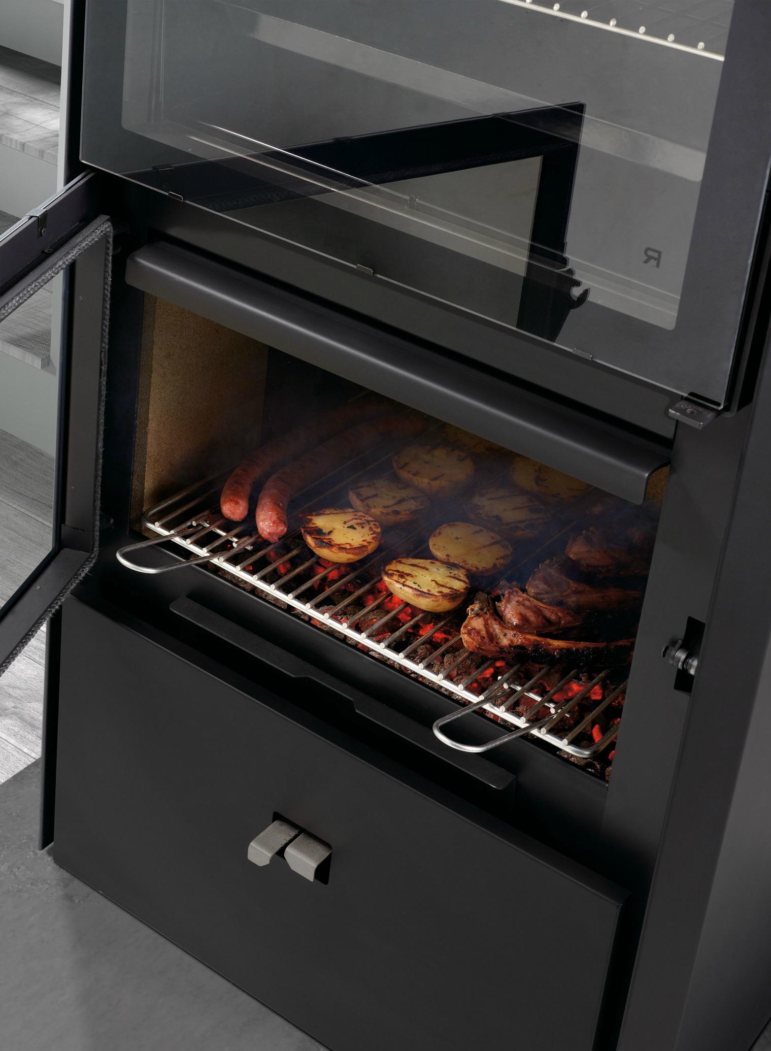 Rocal Hebar Stove - Oven - BBQ