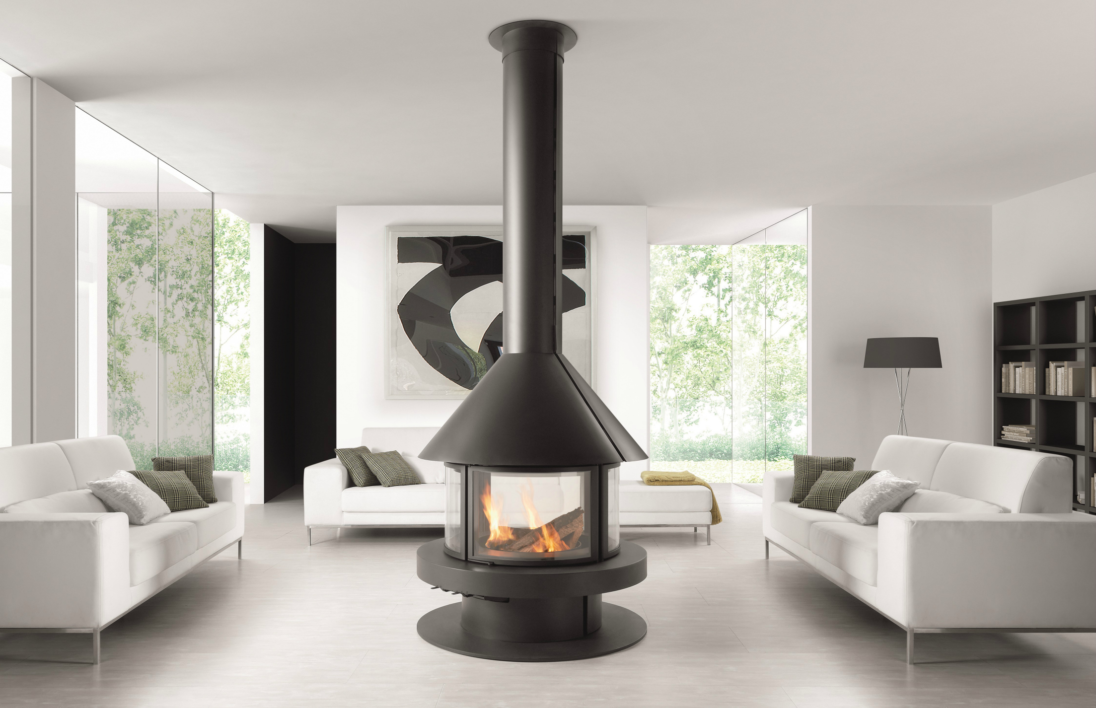 Rocal Gala Fireplace