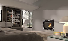 Rocal Argo Insert Fireplace