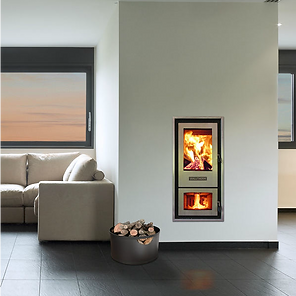 Walltherm Wood Stove