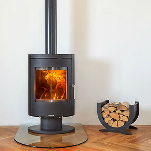 Opus Harmony PR stove Greenflame Installations