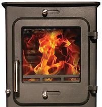 Ekol Clarity 5 Wood Burner