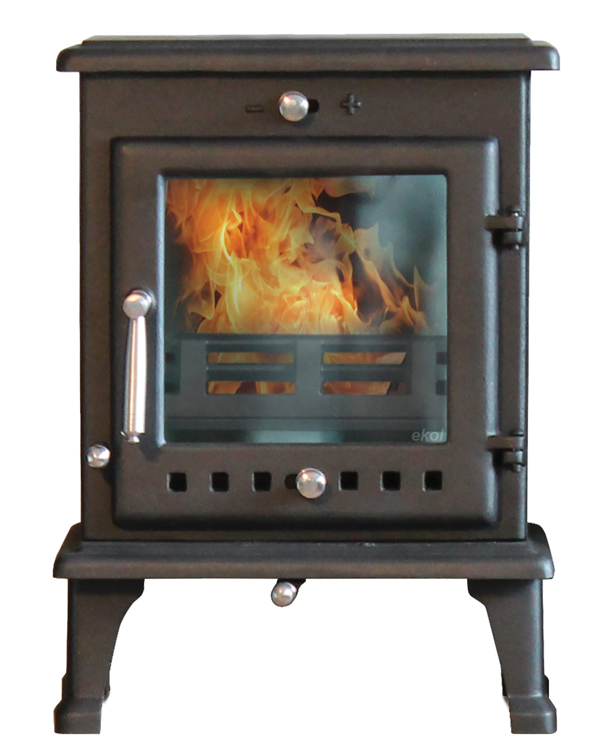 Ekol Crystal 5 Wood Burning Stove