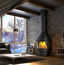 Rocal Aitana Fireplace