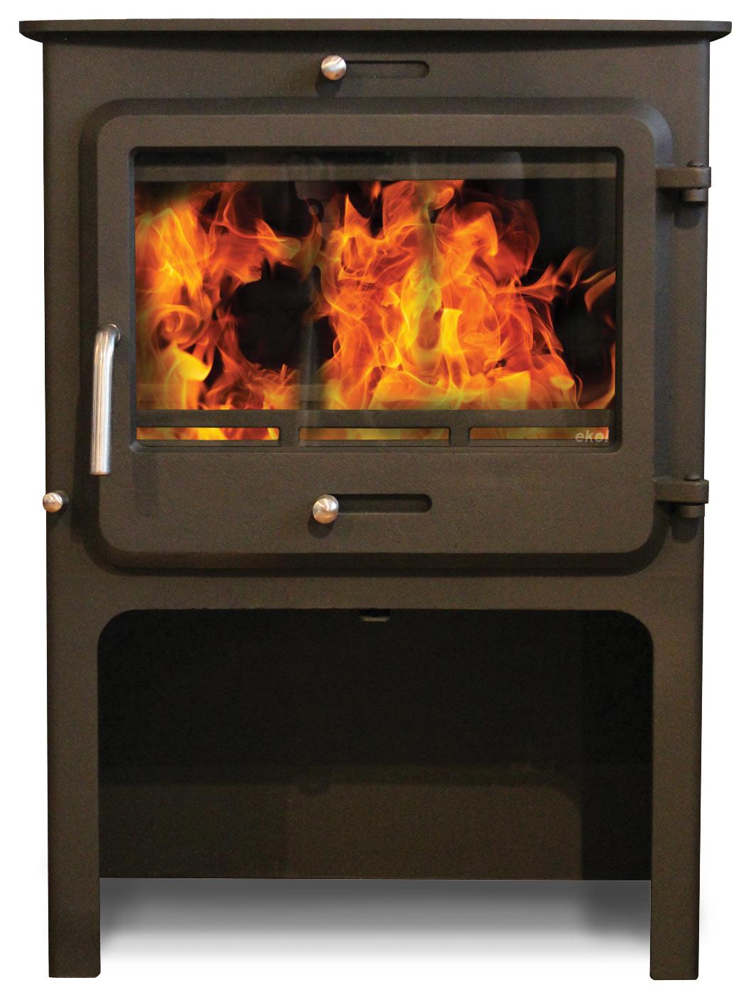Ekol Clarity 12 High Wood Burner