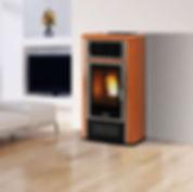 Klover Belvedere 22 Pellet Boiler