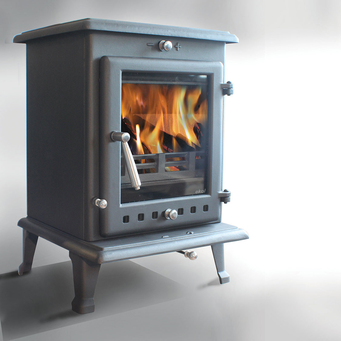 Ekol Crystal 8 Wood Burning Stove