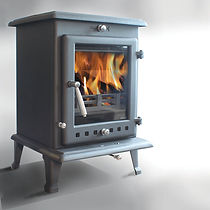 Ekol Crystal 8 Wood Burner