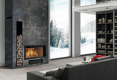 Rocal G450 Insert Fireplace