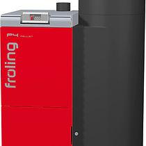 Froling P4 Pellet Boiler