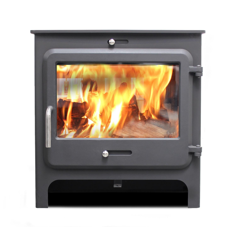 Ekol Clarity Vision Wood Burner