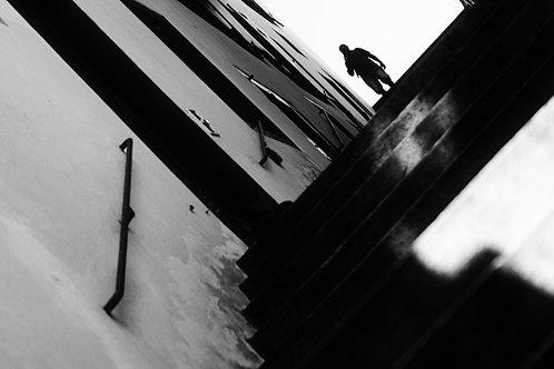 """""""Oldtown Vertigo"""" (Open Edition)"""