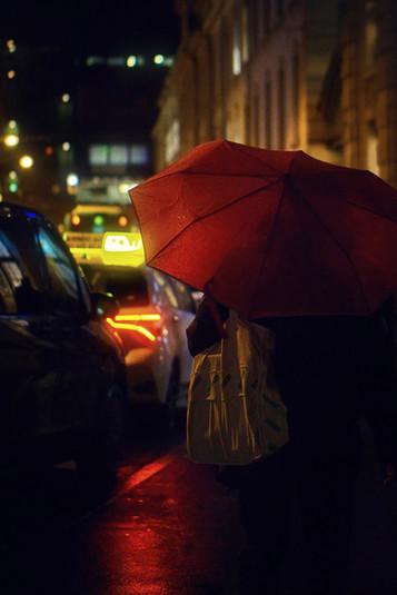 "Bastian Peter fine art street photography: ""Basel Nights"""