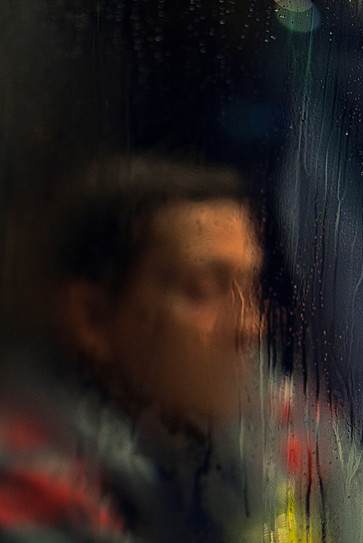 "Bastian Peter fine art street photography: ""Sealed"""