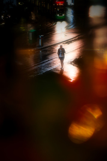 "Bastian Peter fine art street photography: ""Stranded"""