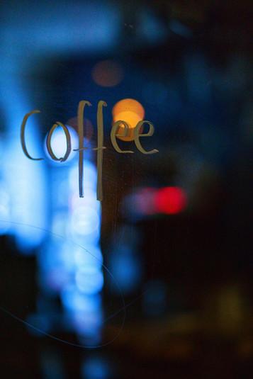 "Bastian Peter fine art street photography: ""Coffee"""