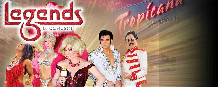 """Celebrate Vegas"" - Legends In Concert"