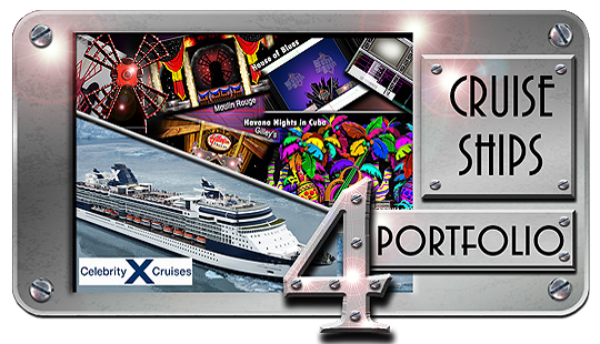 04_CRUISE SHIP PORTFOLIO - Pieter Grove.