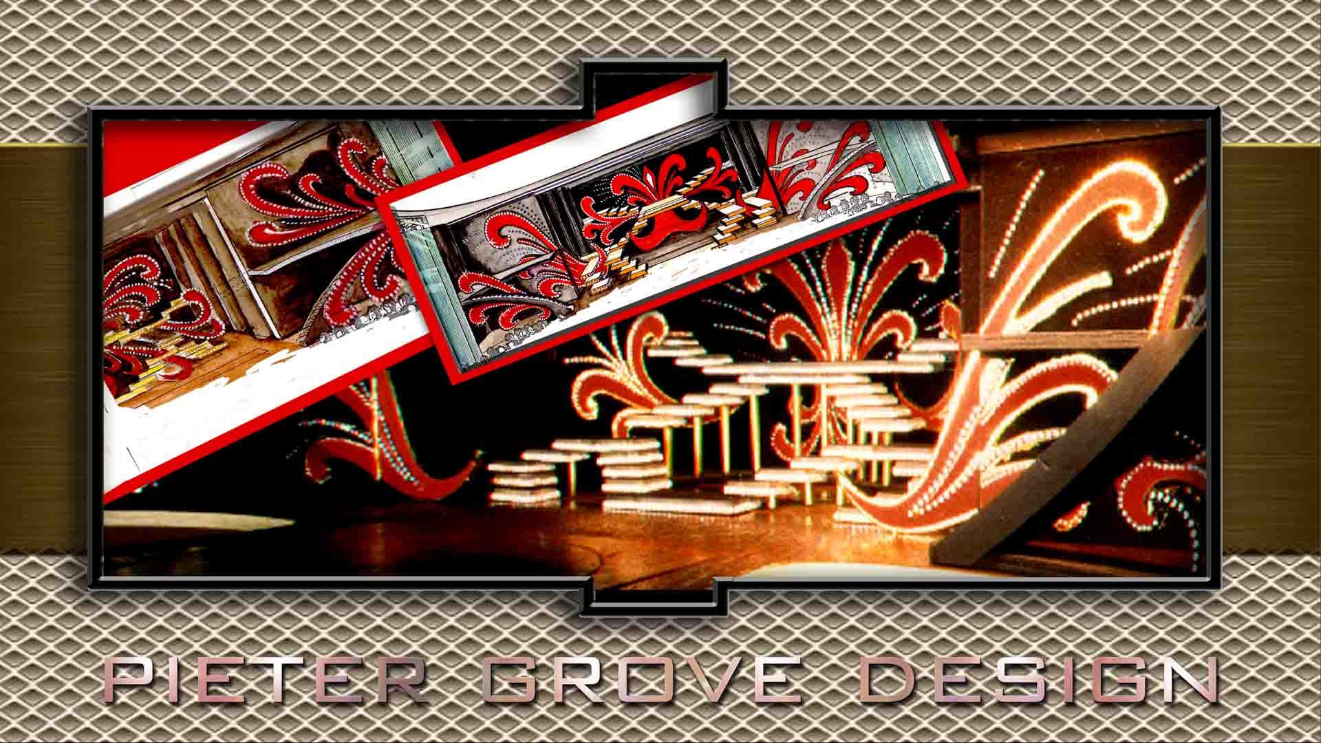 SET DESIGN MODEL - KA-LIDO-SCOPE_1 - Pieter Grove - LAS VEGAS