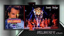SPELLBOUND - Harrah's - Las Vegas - SET DESIGN - PIETER GROVE - LAS VEGAS