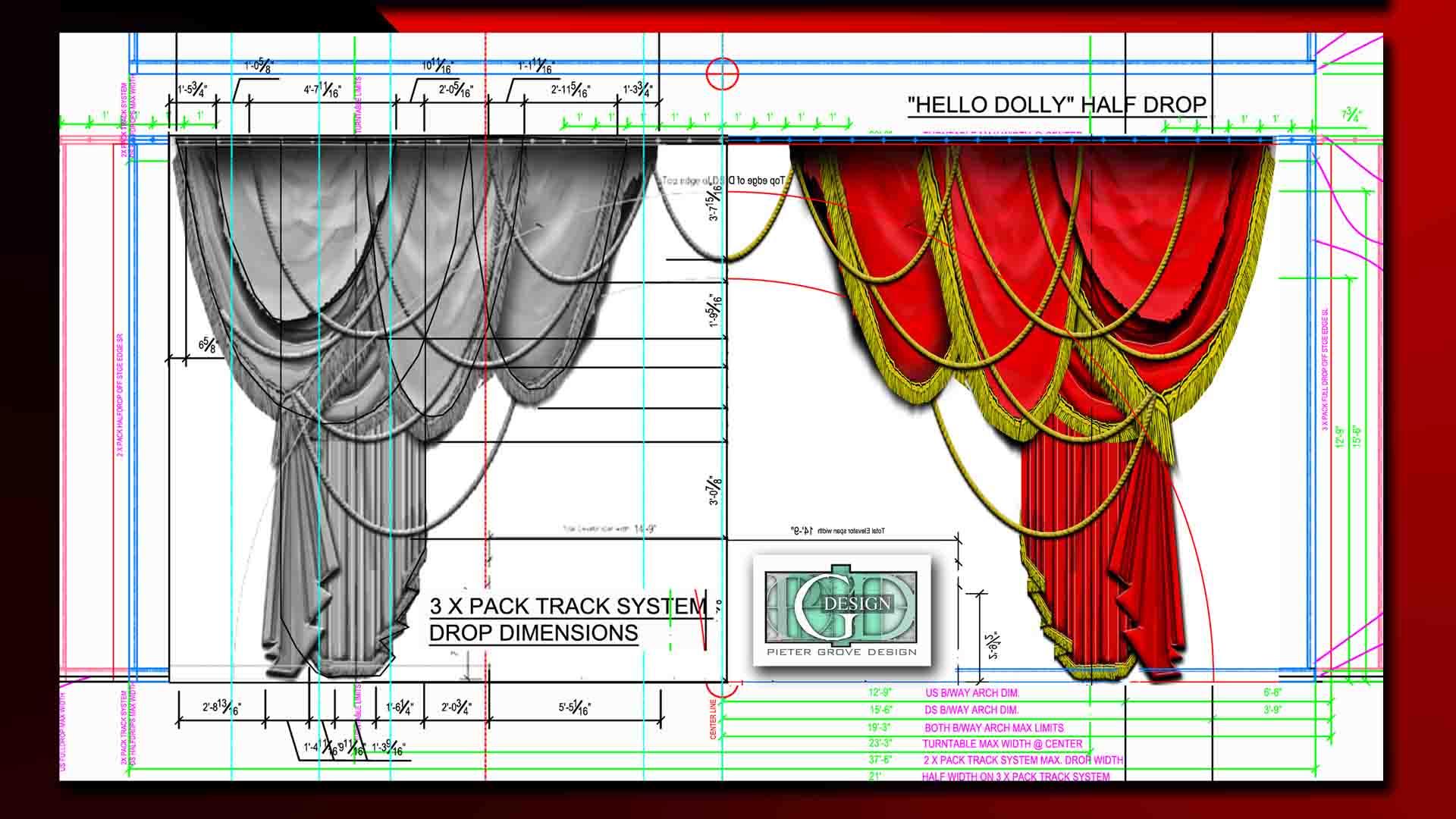 Set Designer-Pieter Grove