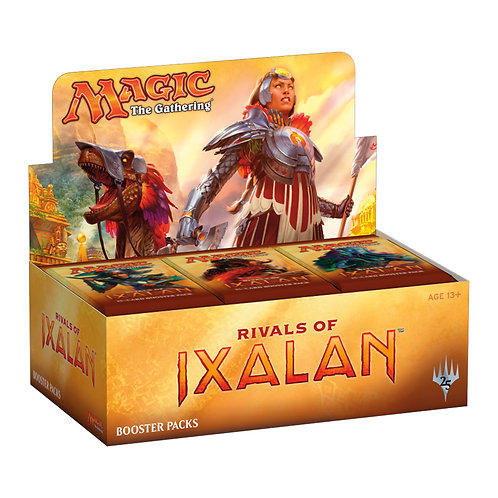 Boîte 36 boosters - Rivals of Ixalan